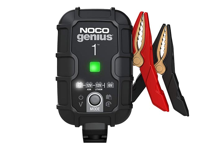 NOCO Genius1 Battery Charger Maintainer