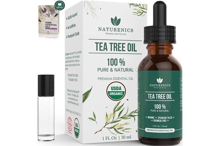 Naturenics Tea Tree Essential Oil
