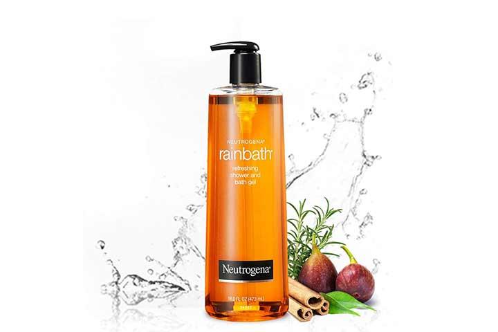 Neutrogena rain bath refreshing Shower Gel