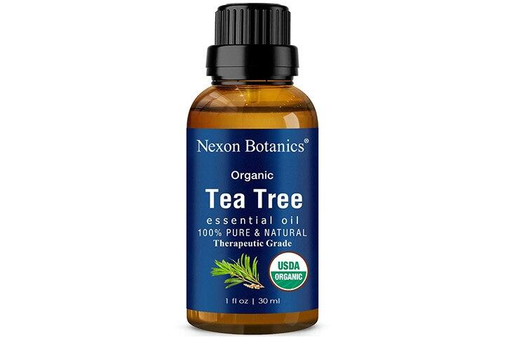 Nexon Botanics Organic Tea Tree Essential Oil