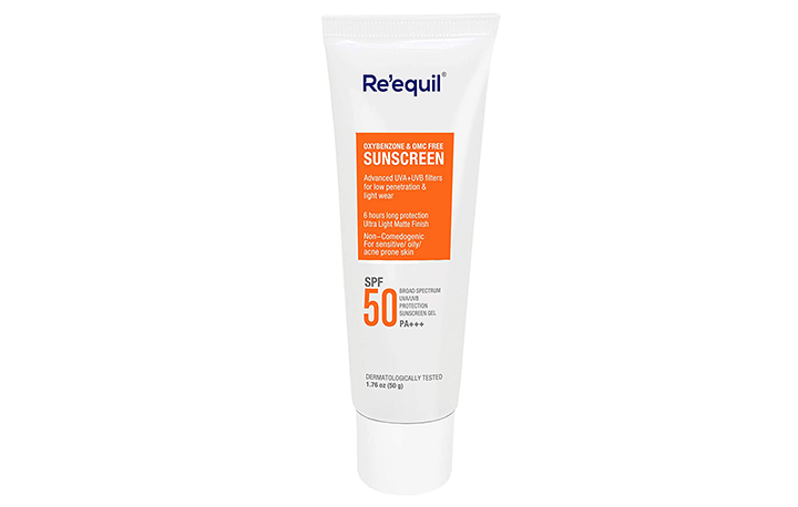 Oxybenzone And OMC Free Sunscreen