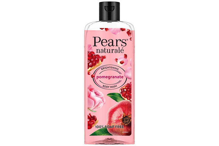 Pears Naturale Body wash