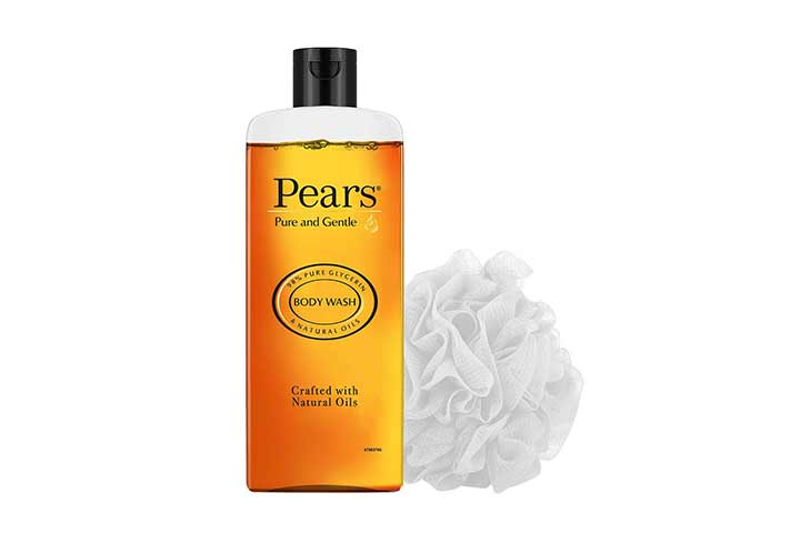 Pears Pure & gentle shower gel