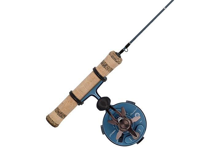 Pflueger President Inline Ice Fishing Combo