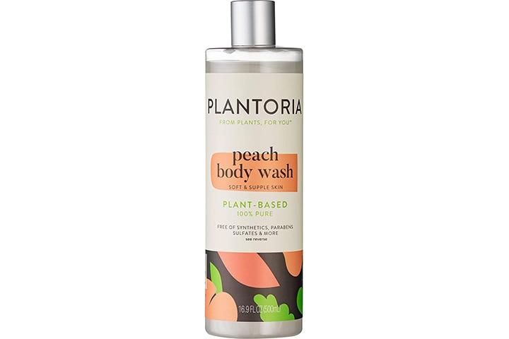 Plantoria Peach Body Wash