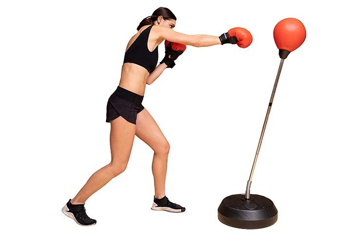 Protocol Punching Bag And Boxing Training Sets