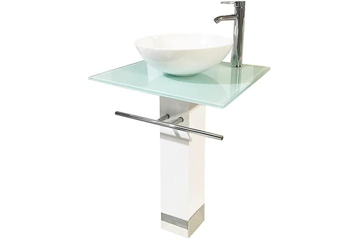 Qierao Pedestal Sink