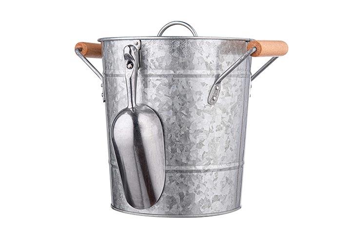 Royalty Art Vintage Ice Bucket
