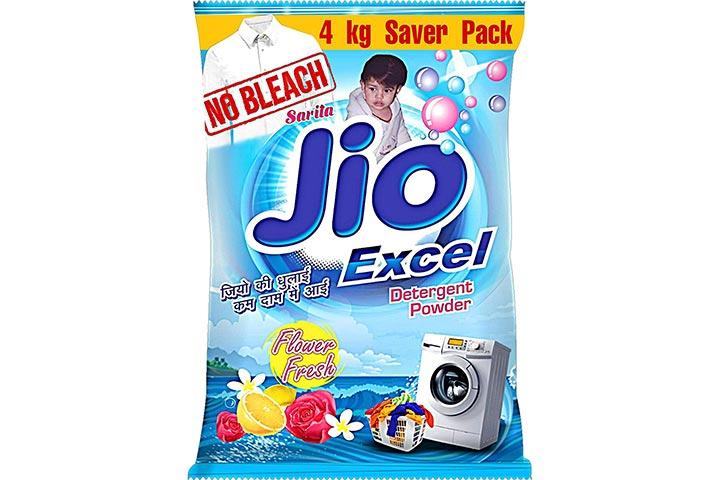 SaritaJio Excel Detergent Powder