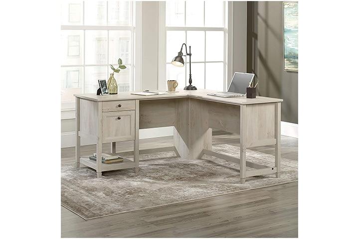 Sauder Edge L-Shaped Desk