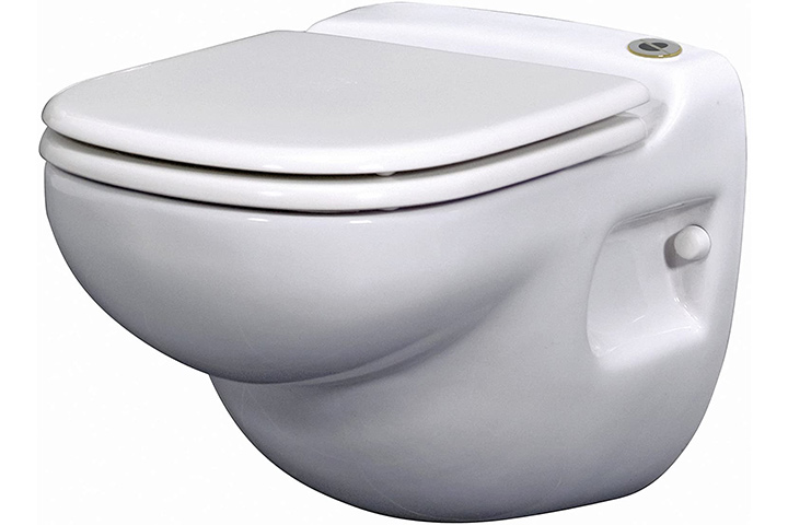 Self Contained Wall Hung Toilet