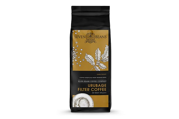 Seven Beans Coffee Company Urubage Filter Coffee