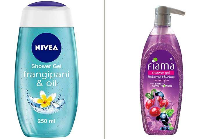 Shower Gels For Women