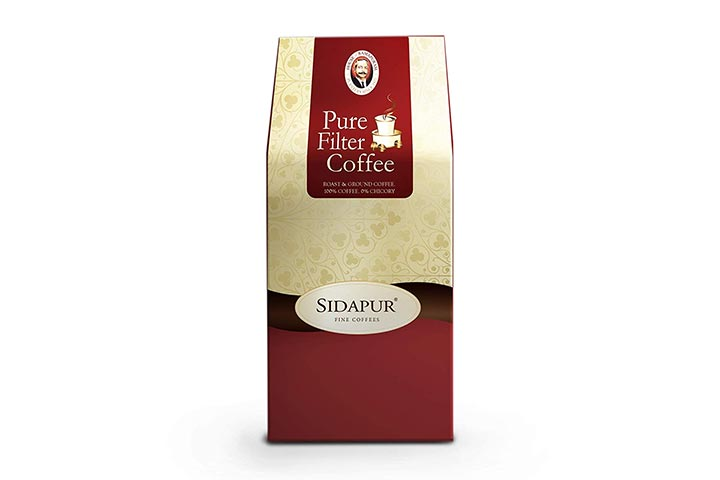 Sidapur Fine Coffees Pure Filter Coffee