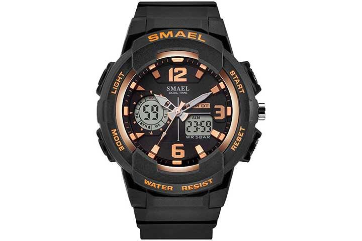 Smael Sports Wrist Watch