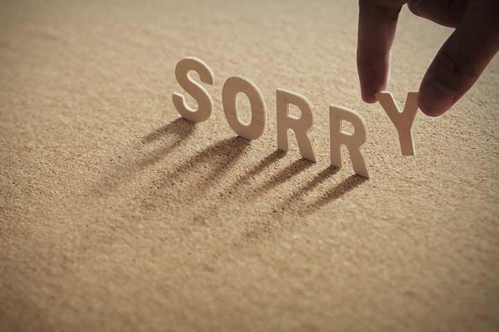 Sorry Quotes, SMS, Status And Shayari For Husband In Hindi
