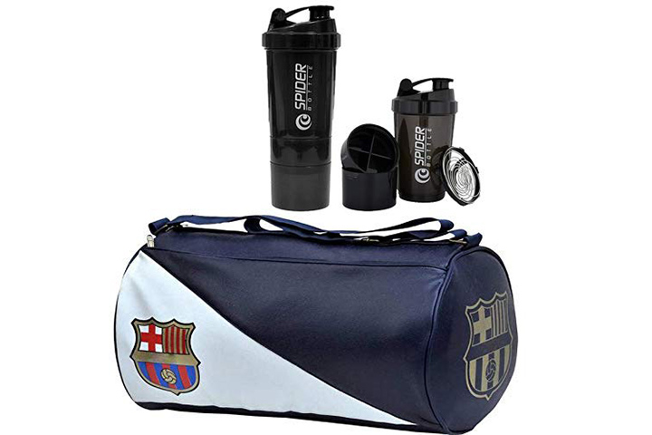 Sports Gym Bag Combo Set