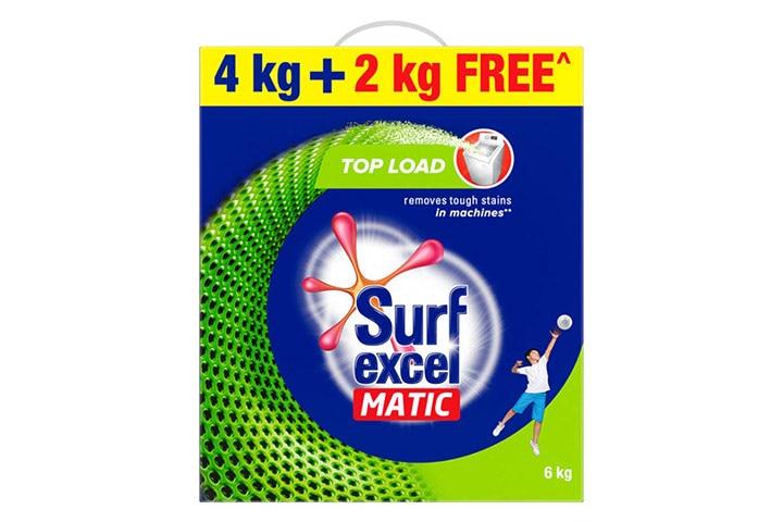 Surf Excel Matic Top Load Detergent Washing Powder