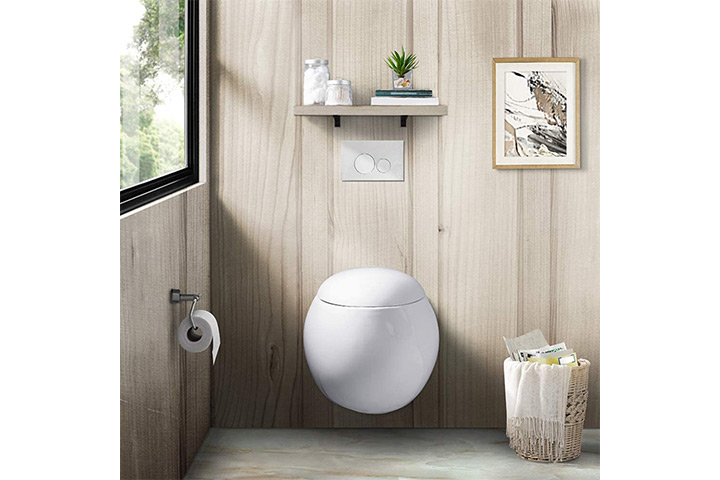 Swiss Madison SM-WT660 Plaisir Wall Hung Toilet