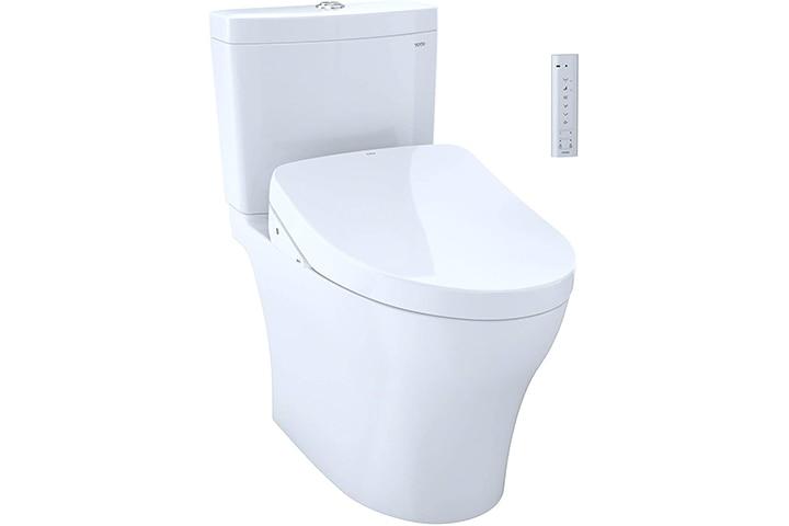 TOTO Aquia IV Elongated Dual Flush Toilet