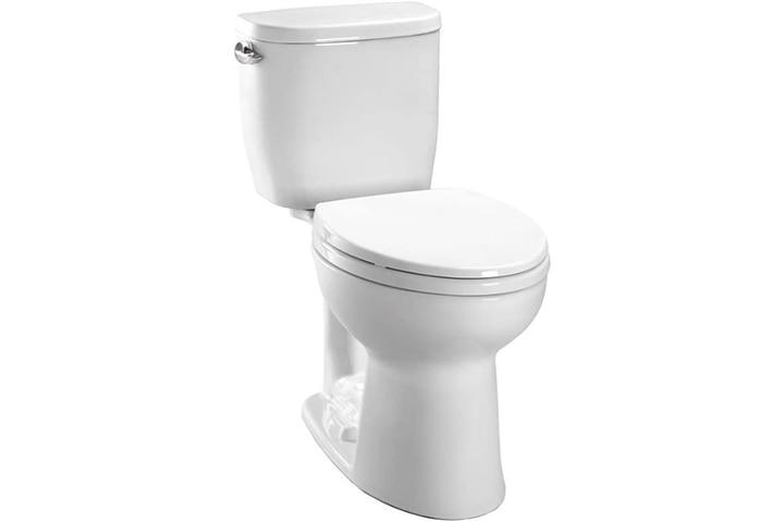 TOTO Entrada Two-Piece Universal Height Toilet