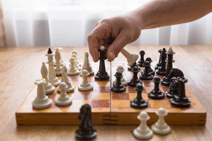 Teach them chess