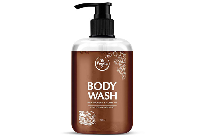 The Beauty Co. Chocolate Coffee Body Wash