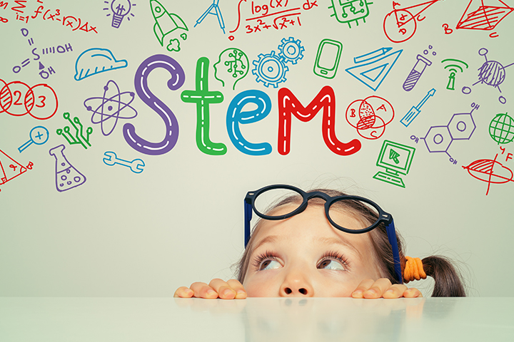 Try different STEM activities