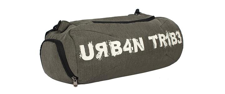 Urban Tribe Polyester Gym Bag