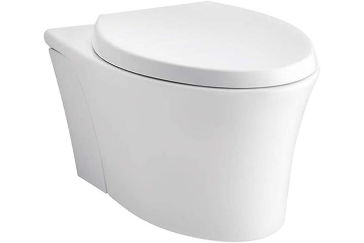 Veil Wall Hung Elongated Toilet Bowl