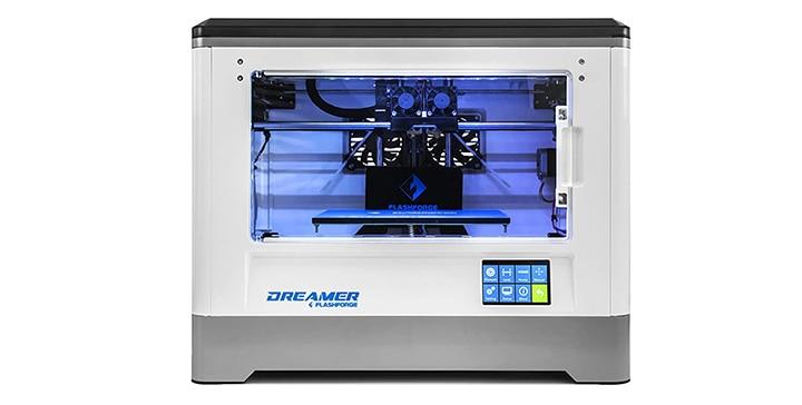 WOL 3D Flashforge Dreamer 3D Printer