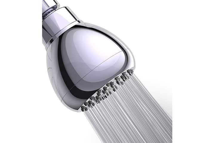Wassa High-Pressure Showerhead