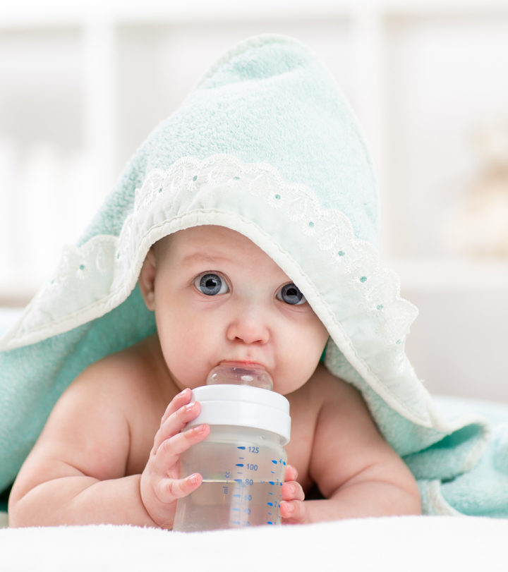 Water Intoxication In Babies