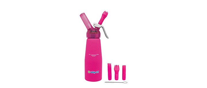 Whip-it! Sv Plus-03 Professional Whipped Cream Dispenser
