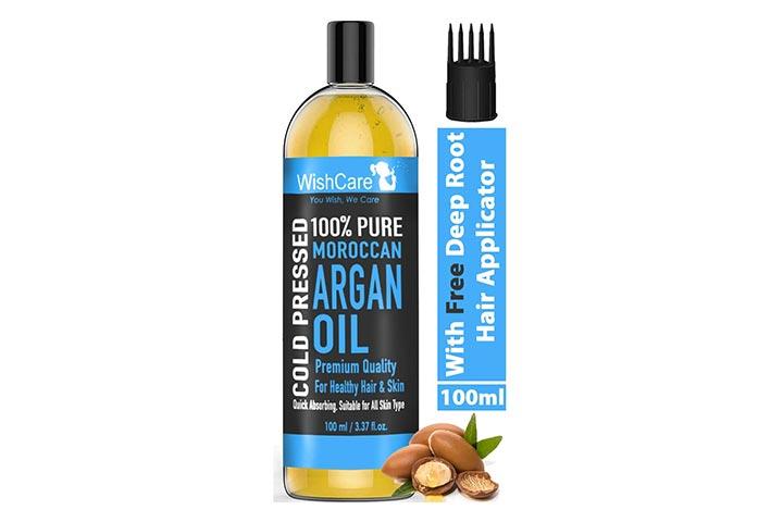 WishCare Moroccan Argan Oil