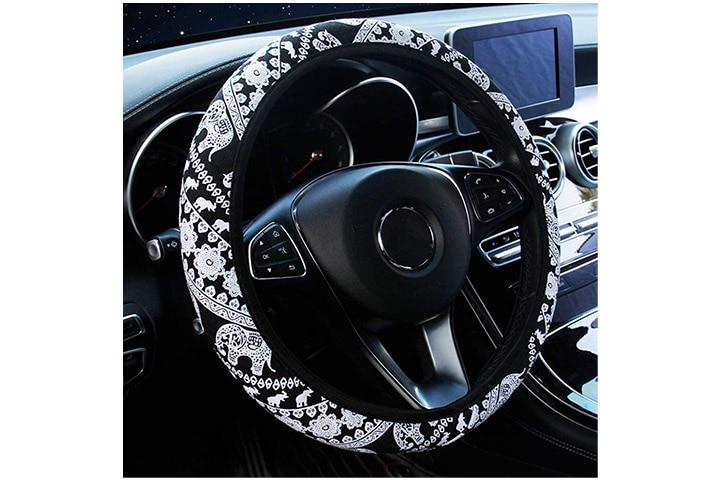 Yogurtck Steering Wheel Cover