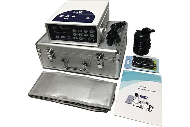 Zinger Ionic Foot Bath Machine System