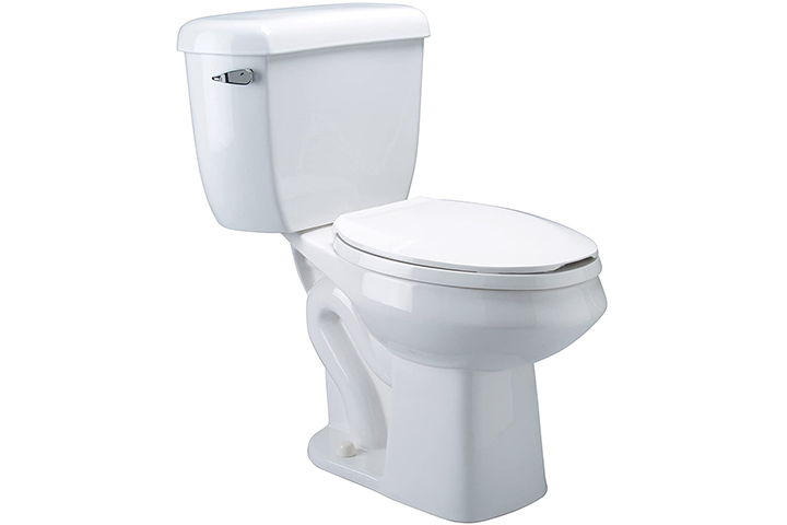 Zurn Z5562 Elongated Pressure Assist Two-Piece Toilet