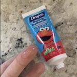 Orajel Toddler Training Toothpaste-Nice product-By shalini_gupta