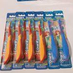 Oral B Kids Toothbrush-Fun loving for kids-By ncc