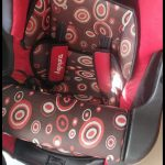 Sunbaby Car Seat Bubble-A perfect car seat-By ncc