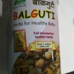Green Pharmacy Balguti-My babys favourite digestion booster-By ncc