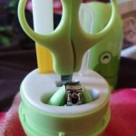HUDDIBABA Nail Cutter for Baby-Cute little nail cutter for babies-By ncc