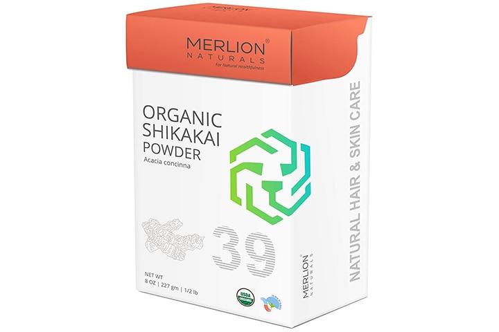Organic Shikakai Powder by Merlion Naturals
