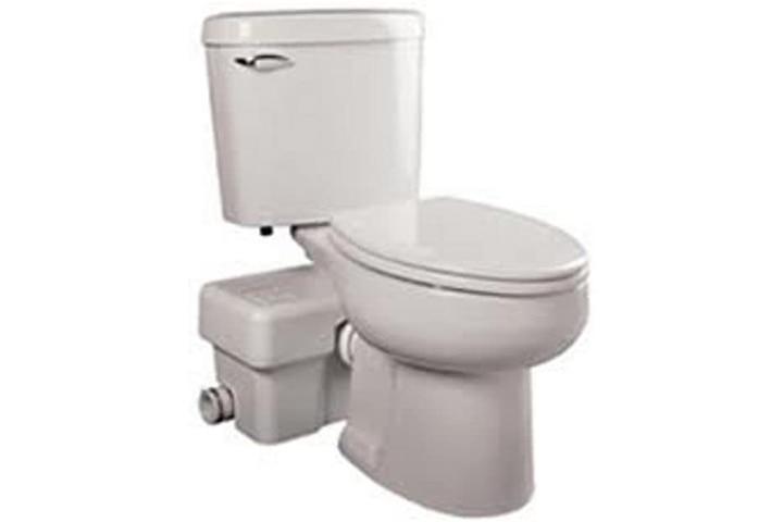 Liberty Pumps Ascent II Macerating Toilet