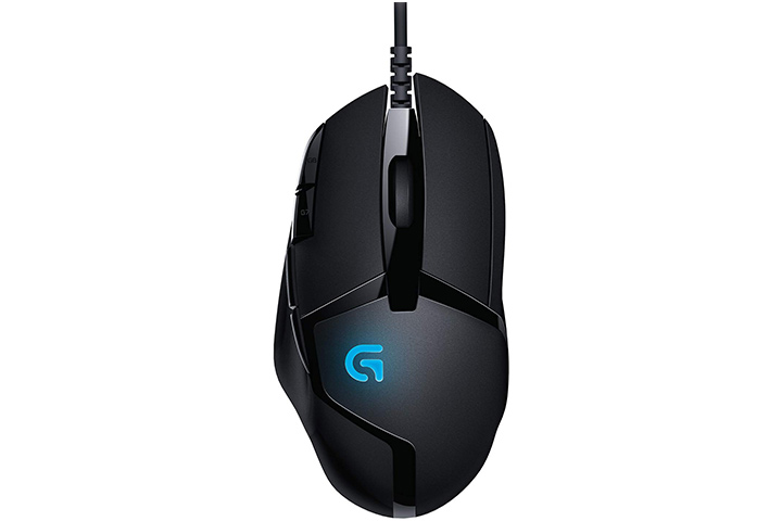 Logitech Hyperion Fury Wired Gaming Mouse