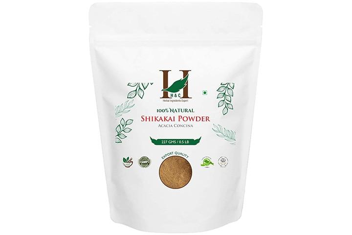 H&C Herbal Ingredients Expert 100% Natural Shikakai