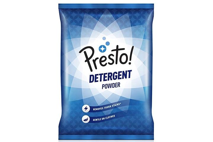 Amazon Brand - Presto! Detergent Powder