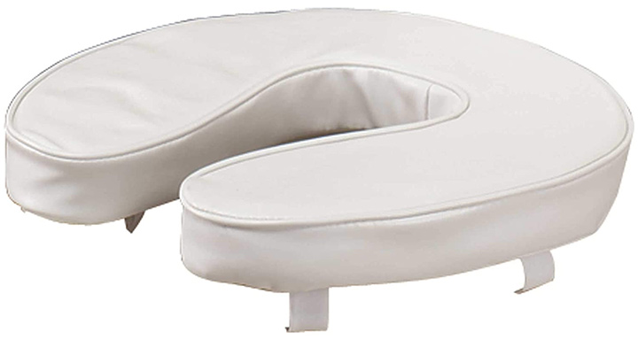 Fox Valley Traders EZ Rise Cushioned Toilet Seat