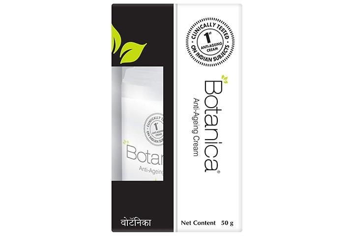 Botanica Anti-Aging cream